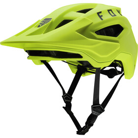 Fox Speedframe Helmet Men, fluorescent yellow